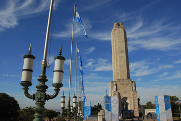 Rosario Flag Monument