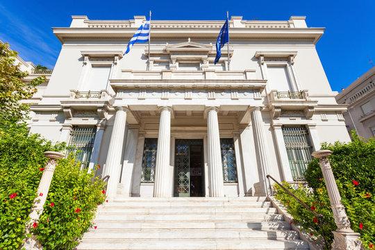 Benaki Museum in Athens