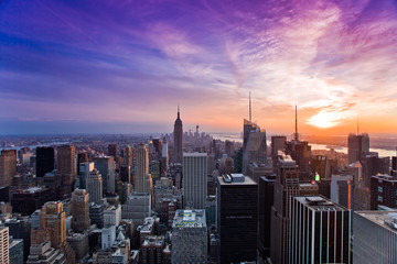New York city landscapes
