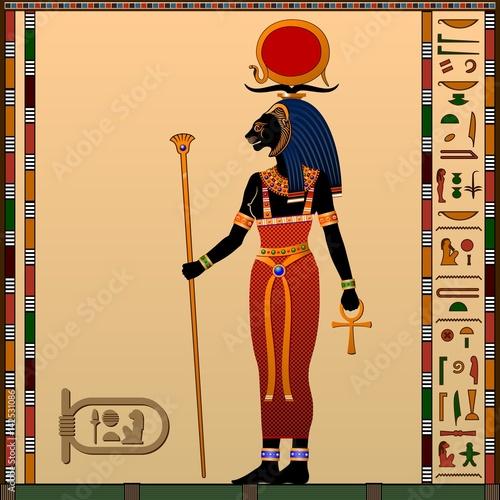 Religion Of Ancient Egypt Sekhmet Goddess Of The Scorching Sun - Egypt religion