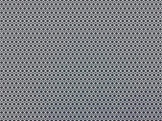 Black round dot on gray abstract background illustration