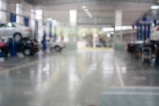 auto repair service station