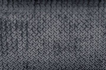 grunge steel pattern with black and white colour photo taken in Jakarta Indonesia