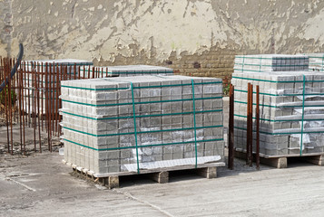 Concrete construction materials