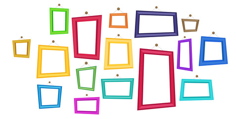 Cartoon Photo Picture Painting Drawing Frame Papier Peint