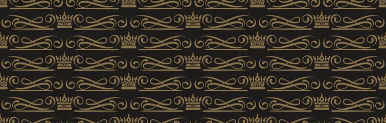 Seamless Art Deco Pattern. Art deco design
