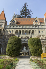 Bory castle in Hungary
