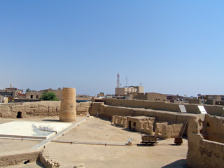 Fortress in El Qoseir, Egypt