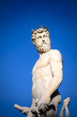 Neptune in Florence, Italy