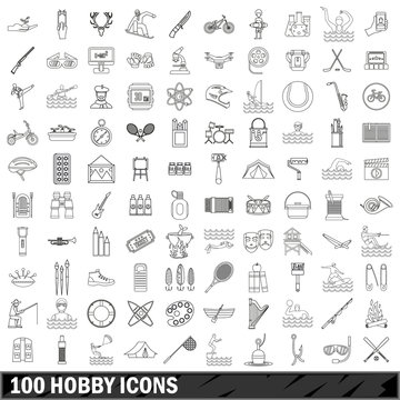 Hobbies Icons Photos Royalty Free Images Graphics Vectors Videos Adobe Stock