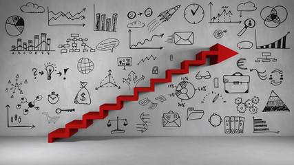 Business Planung und Wachstum