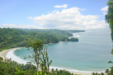 Gorango Beach, Morotai Island, Indonesia
