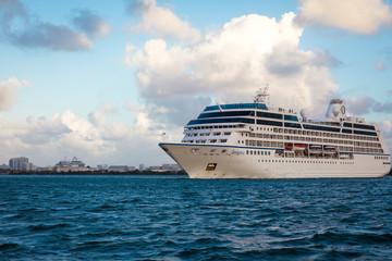 Cruise Ship San Juan Puerto Rico