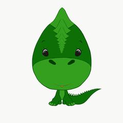 small dinosaur boy