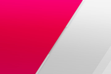 layer pink color background