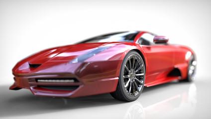 Fotomurales - sport car