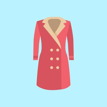 women coat icon