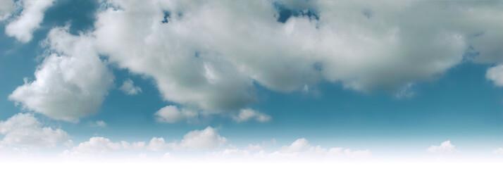 Template con nuvole