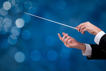 Conductor is leadership