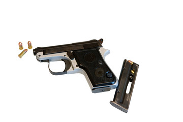 Pistol. Beretta 950 22 short