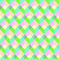Seamless Geometric Pattern. Vector Black and White Zig Zag Texture