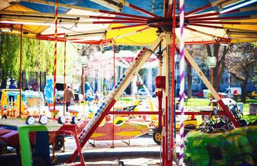Entertainment in Luna Park