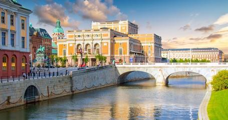 Opéra de Stockholm, Suède