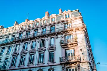 Dans les rues de Lyon