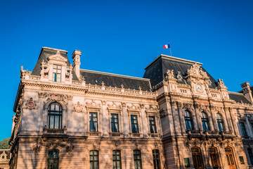 La Préfecture du département du Rhône