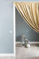 modern living room corner interior design