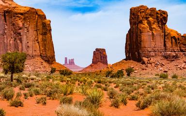 Monument Valley, Arizona, Utah- Rock Formations