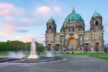 Berlin Cathedral, Berliner Dom in Berlin, Germany