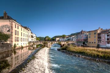 Saint-Girons dans l'Ariège