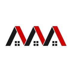 roof logo vector