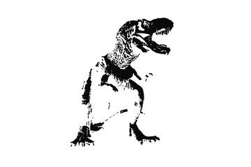 T-rex Dinosaur ,Ancient animals vector