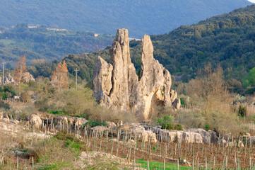 Campo Soriano La Cattedrale