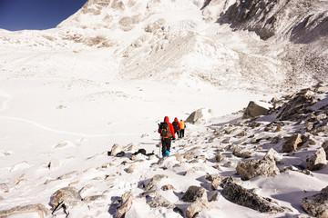 Larkya la pass, Nepal
