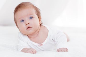 baby girl, new born