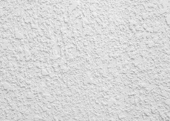 White cement wall / White cement wall texture background.
