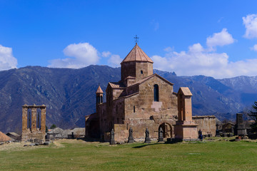 Odzun Church (5th-7th century), Armenia