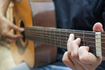 Relaxing Time With Classical Acoustic Guitar