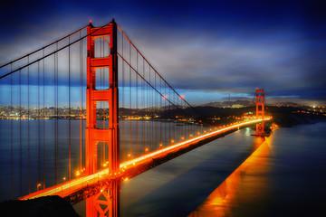 Wall Mural - Golden Gate Bridge, San Francisco