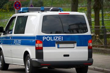 Fototapeta Polizei