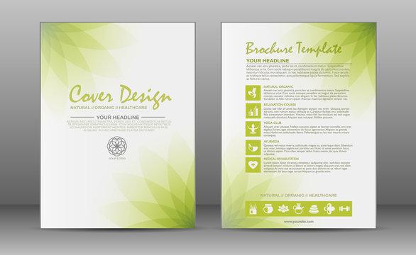Heathcare cover design
