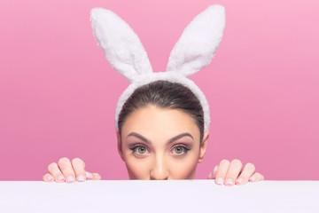 Easter bunny it is me...!