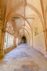 Detalhe do Mosteiro de Santa Maria da Vitória. Batalha. Portugal