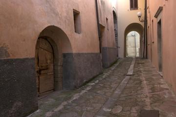 Preci, Perugia, Umbria, Italia