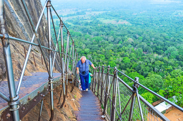 Visit Sigiriya Fortress