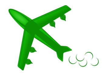 aereo ecologia