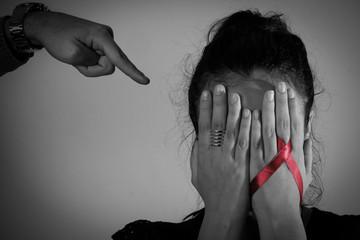 Les maladies sexuellement transmissibles - Le SIDA